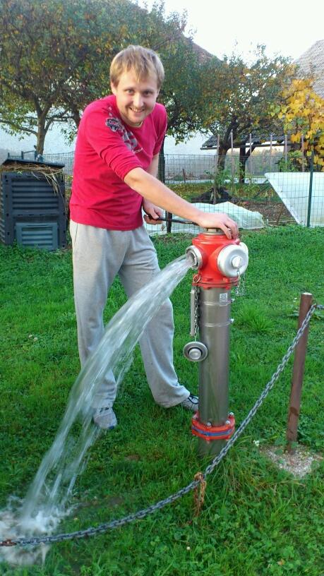 Redni letni pregled hidrantov