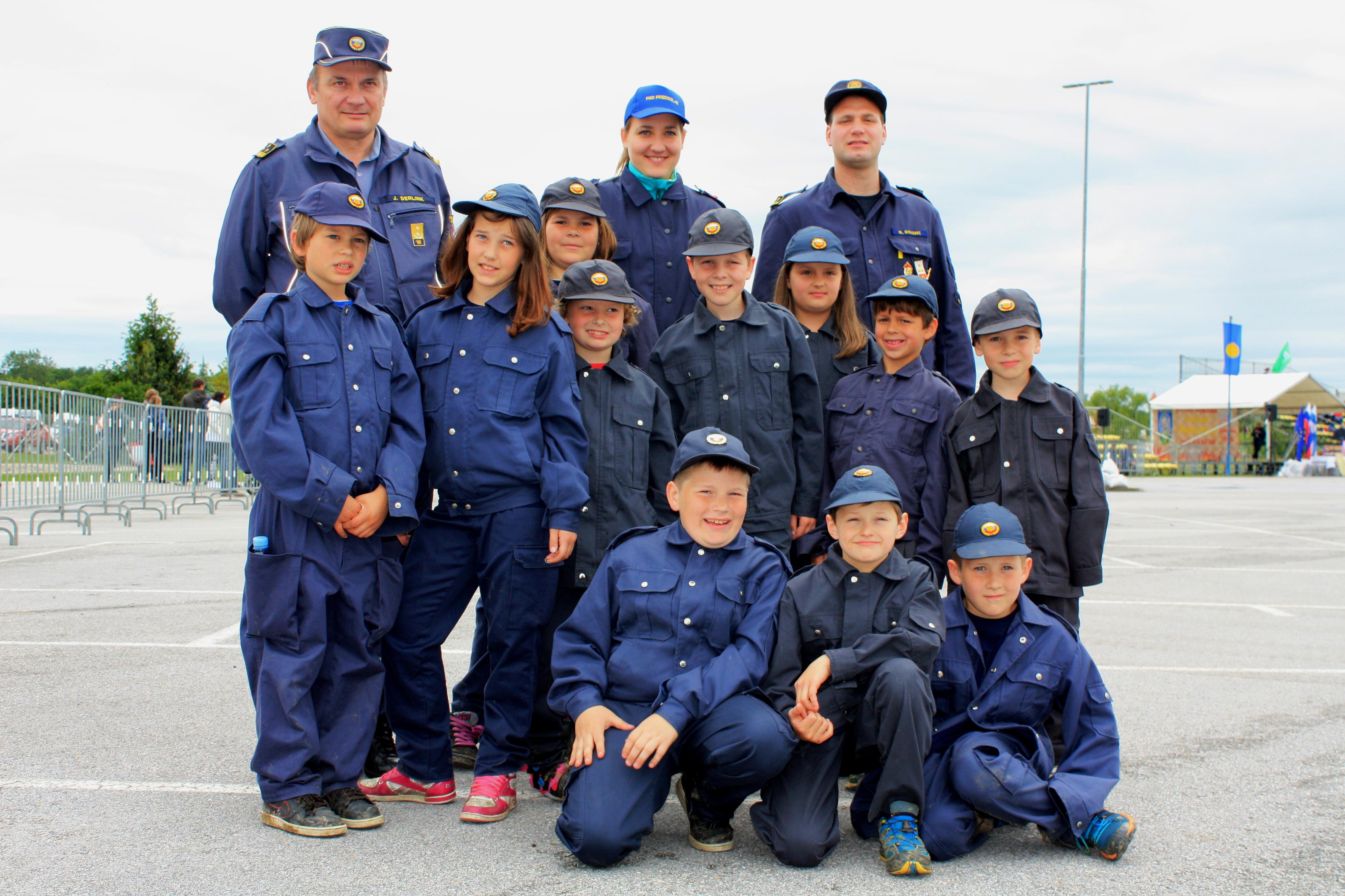 Pionirji na državnem mladinskem tekmovanju